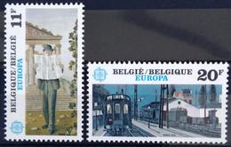 BELGIQUE                    N° 2091/2092     EUROPA                      NEUF** - Ungebraucht