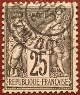 R1311/1174 - SAGE TYPE II N°97 - CàD Des JOURNAUX PARIS Du 12 JUIN 1899 - 1876-1898 Sage (Type II)