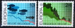BELGIQUE                    N° 2211/2212     EUROPA                      NEUF** - Ungebraucht