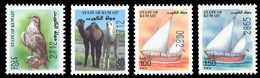 (067-68) Kuwait  1998-2003 / Coils / Rollenmarken / Rare / Scarce ** / Mnh  Michel 1607-09 + 1713 - Kuwait