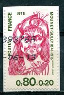 France 1976 - YT 1882 (o) Sur Fragment - Gebraucht