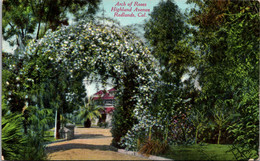 California Redlands Highland Avenue Arch Of Roses - Other