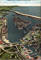 California Aerial View Of Newport Harbor Area - Other