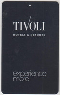 PORTUGAL Hotel Keycard - Tivoli Hotel & Resorts - Cartosis ,used - Hotel Keycards