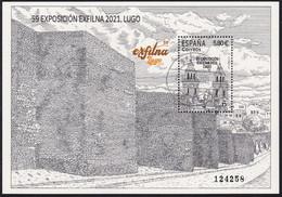 2021-ED. 5530 H.B.- EXFILNA 2021. Lugo- USADO - 2011-... Usati