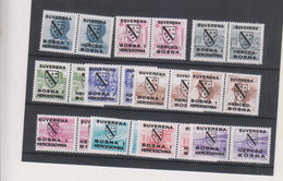 BOSNIA AND HERZEGOVINA Private Ovpt Issue  MNH - Bosnia And Herzegovina