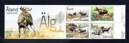 ALAND 2000 - Carnet Yvert N° C 171 - Facit H11 - NEUF ** / MNH - Booklet - Faune, Elan - Ålandinseln