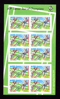 ALAND 1998 - Feuillet Yvert N° F 143 - Facit H8 - NEUF ** / MNH - Booklet - Sport, Tennis, ATP Tour - Ålandinseln