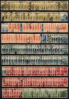 JAPÓN , LOTE DE CONJUNTO CON CIENTOS DE SELLOS CIRCULADOS - Used Stamps
