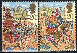 GRAN BRETAGNA - 1989 - 1° SINDACO DI LONDRA - 8° CENTENARIO - USATI - Used Stamps