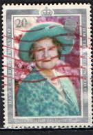 GRAN BRETAGNA - 1990 - REGINA MADRE ELISABETTA - 90° COMPLEANNO - USATO - Used Stamps