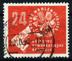 DDR 1950 Nr 275 Gestempelt X5EF5BE - Gebraucht