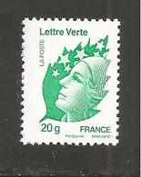 France, 4593, 1er Tirage, TD 215, Presse Epikos, Neuf **, TTB, Marianne De Beaujard, Lettre Verte - 2008-13 Marianne (Beaujard)