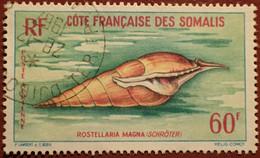 DF50500/1300 - 1962 - CÔTE DES SOMALIS - POSTE AERIENNE - N°31 ☉ - Used Stamps