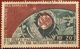 DF50500/1301 - 1963 - CÔTE DES SOMALIS - POSTE AERIENNE - N°33 ☉ - Used Stamps