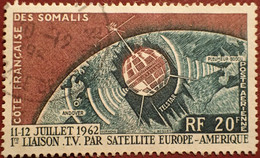 DF50500/1302 - 1963 - CÔTE DES SOMALIS - POSTE AERIENNE - N°33 ☉ - Used Stamps