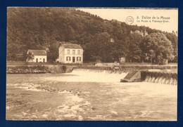 Yvoir. Vallée De La Meuse. Barrage De Fidevoye Et Château Bel Air. 1925 - Yvoir