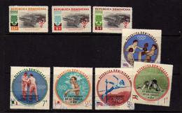 Republique Dominicaine  - Lot De Timbres Neufs** Et Oblit - Dominican Republic