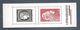France, 5360, 5361, Provenant Du Carnet N° 1526, Feuillet Non Plié, Neuf **, TTB, Cérès, Marianne L'engagée - Unused Stamps