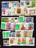 Republique Dominicaine  - Lot De Timbres Obliteres - Dominican Republic