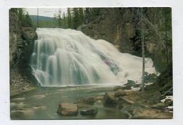 AK 05068 USA - Wyoming - Yellowstone National Park - Gibbon Falls - Yellowstone