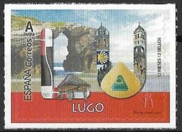 ESPAGNE SPANIEN SPAIN ESPAÑA 2020 12 MONTHS MESES 12 STAMPS SELLOS: LUGO MNH ED 5370 MI 5464  YT 5161 - 2011-... Nuovi & Linguelle