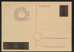 1945, Bizone, Brief - American/British Zone