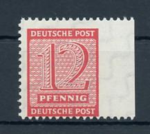 1945, SBZ Westsachsen, 119 BX, ** - Soviet Zone