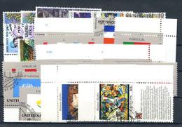 1989, UNO New York, 1989, Gest. - Unclassified