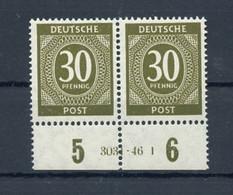 1946, Gemeinschaftsausgaben, 928 HAN, ** - American,British And Russian Zone