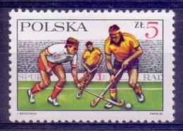 Poland 1985 Mi 2990 Fi 2842 MNH  (ZE4 PLD2990) - Hockey (Field)