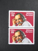 USA 1991 William Saroyan MNH /04 - Ungebraucht
