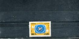 Liban 1972 Yt 276 * Timbres De 1965-66 Surchargés - Lebanon