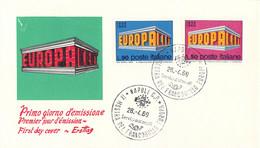 Italy 1969 FDC Europa CEPT (DD33-14) - 1969