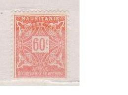 MAURITANIE               N° YVERT  :  TAXE 23   NEUF SANS GOMME        ( SG     02/06  ) - Unused Stamps