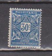MAURITANIE               N° YVERT  :  TAXE 21   NEUF SANS GOMME        ( SG     02/06  ) - Unused Stamps