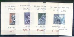 ESPAÑA SEGUNDO CENTENARIO SERIES Nº 1344/47 ** HB DE VELAZQUEZ - 1951-60 Neufs