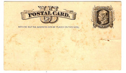 53233 - HOWE'S SAMPLE MAIL CASE - ...-1900