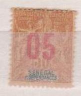 SENEGAL         N°  YVERT  :   49  NEUF AVEC  CHARNIERES      (  CH  63  ) - Unused Stamps