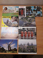 6 Cartes D'ANGLETERRE - Unclassified