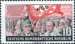 10765 Mi Nr. 452 DDR (1955) Postfrisch - Ungebraucht