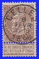 """N°61 - Belle Oblitération """"CELLES"""" - 1893-1900 Fine Barbe"""