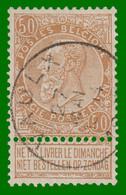 """N°62 - Belle Oblitération """"VAULX"""" - 1893-1900 Fine Barbe"""