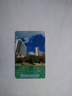 Guam Hotel Key, Guam Reef Hotel ,(1pcs) - Hotel Keycards