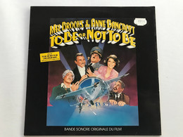MEL BROOKS & ANNE BANCROFT - To Be Or Not To Be (the Hitler Rap) - LP - 1983 - FRENCH Press - Soundtracks, Film Music