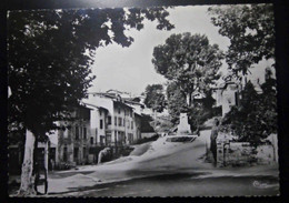 A46  FRANCE  CPSM ROUSSILLON ISERE - MONTEE DU CHATEAU - Other