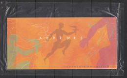 FR3545 - FRANCE - BLOCKS – BLOCS SOUVENIRS – Jeux Olympiques - Olympics Games - ATHENES 2004 – Y&T # 74 MNH 10 € - Souvenir Blocks