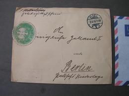 Kiel 1910 Nah Berlin - Covers & Documents