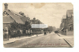 Guildford - Woodbridge Road And Cattle Market - Old Surrey Postcard - Surrey