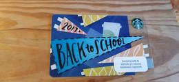 Starbucks Gift Card Poland - 2017 0320 - Gift Cards